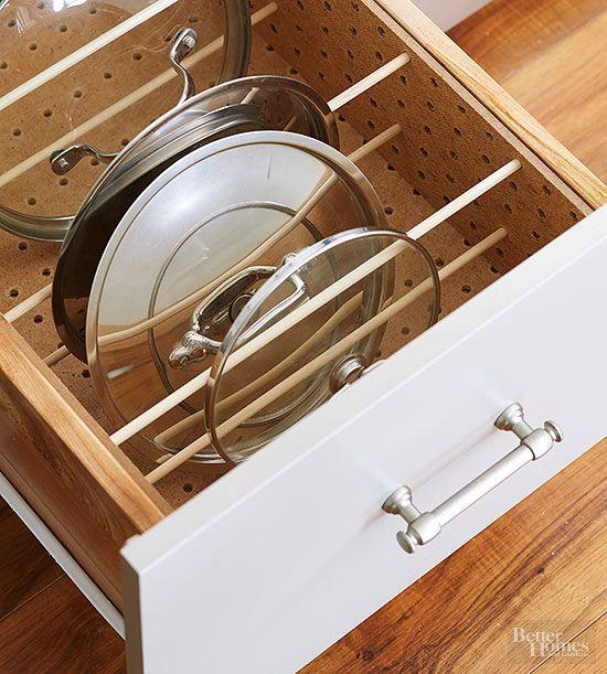 Ideas De Almacenaje Para Cocinas Pequeñas: Creative Ways To Store Dishes