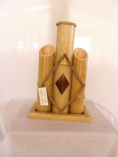 Newest Stylish Bamboo Craft Crafts Pinterest Bamboo