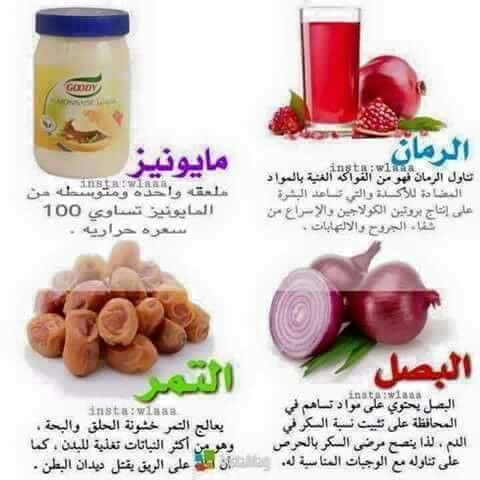 Pin By Ismail On نصائح وافكار مطبخية Ideas Tips For The Kitchen Health Facts Food Health Fitness Nutrition Health Diet