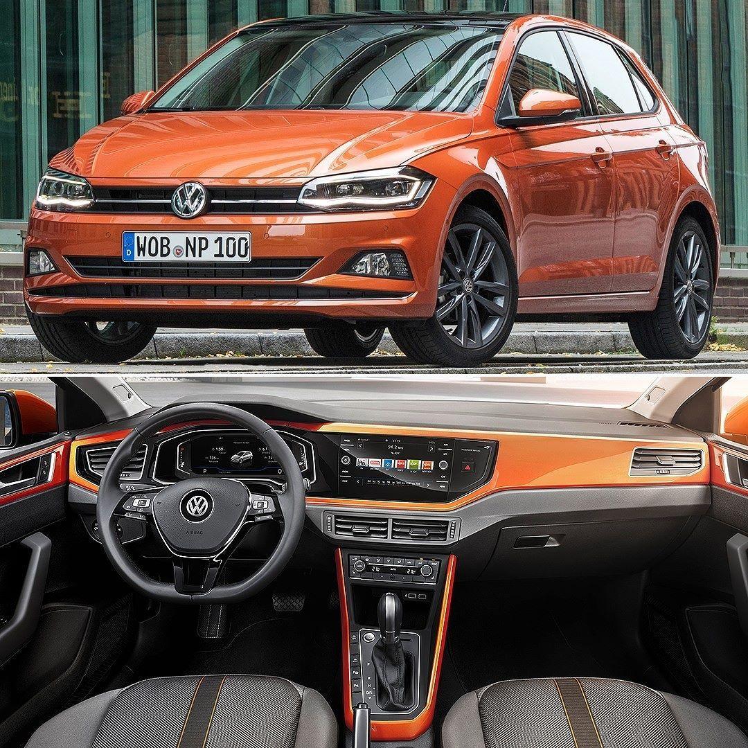 Volkswagen Polo 2018 Ansiosos com o próximo lançamento da marca alemã  O  Polo nacional será 2446c581cda00