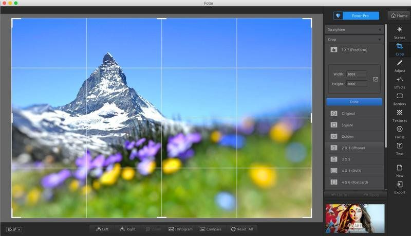 Fotor Photo Editor for Mac review Free and powerful