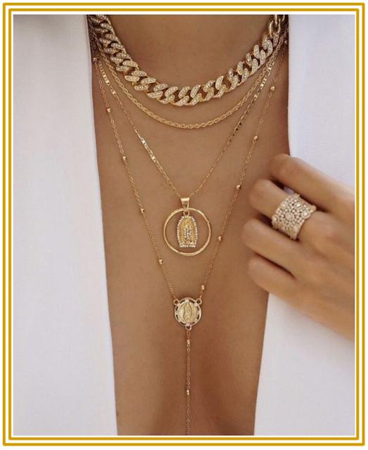 21+ Womens fashion jewelry necklaces info