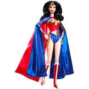 Barbie Wonder woman