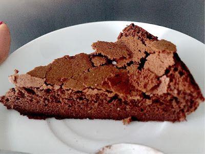 Die Bienenkönigin: Ricetta Ricotta Moelleux au chocolat Soft and fluffy Chocolate cake
