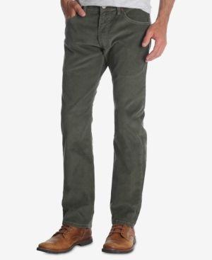 3fb339879ce7 Wrangler Men Slim-Fit Corduroy Pants in 2019   Products   Corduroy ...