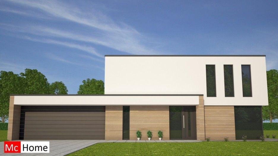 mc home homenl architectuur kubistische woning m62 v2 dakterras pleisterwerk gevelstuuk natuursteen grote garage depot makati contact number