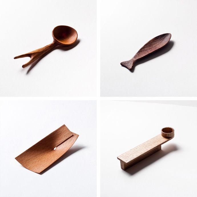 Stian Korntved Ruud spoons