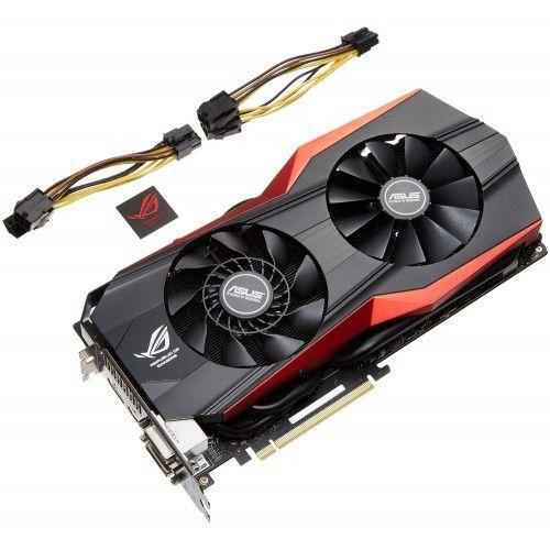 Asus Geforce Gtx 780 Ti Matrix 3 Gb 384 Bit Ddr5 Matrix
