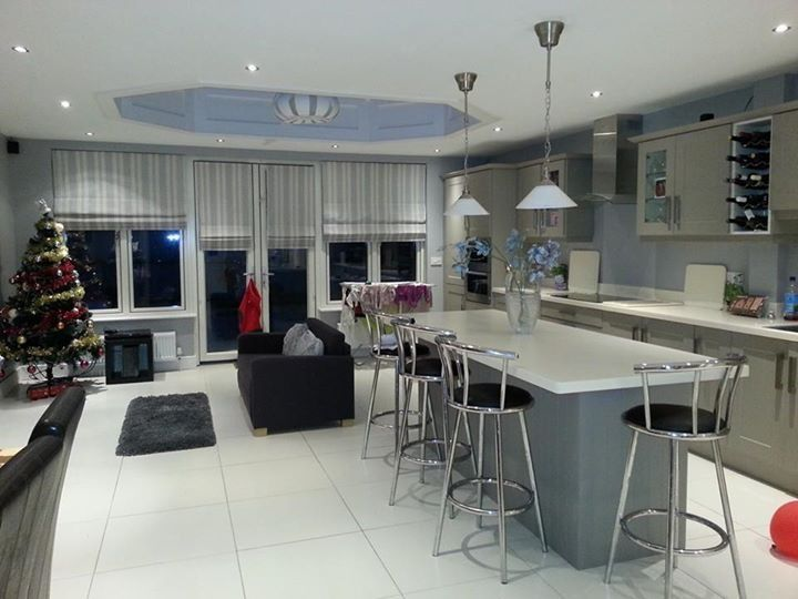 semi detached extension kitchen living - Google Search | Extension ...