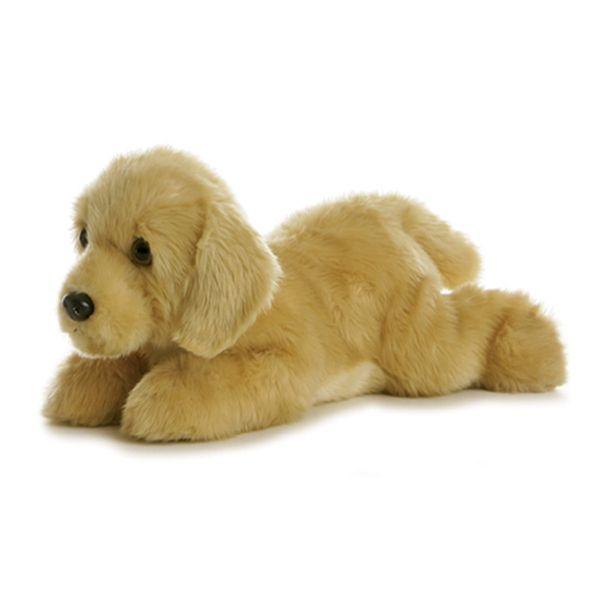 Goldie The Plush Golden Retriever By Aurora Dogs Golden