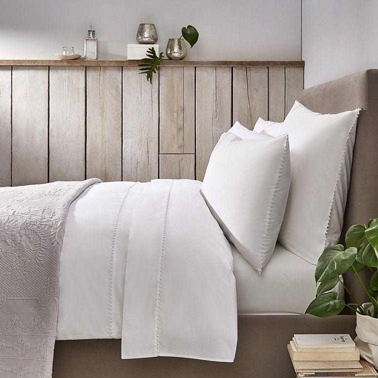 Avignon Duvet Cover Avignon Bed Linen Collection Bed Linen Collections The White Company Bed Linens Luxury Bed Linen Design Classic Bed Linen