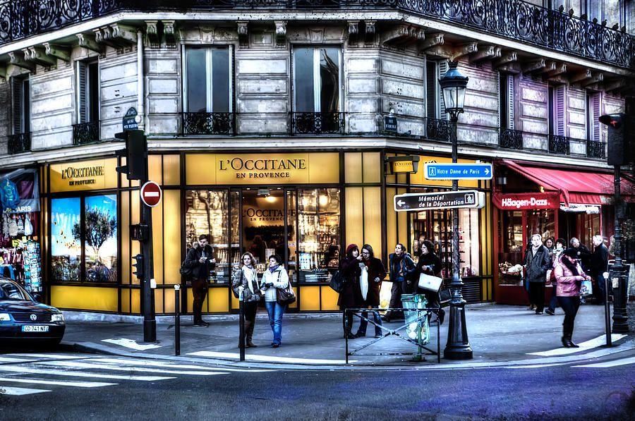 Где в париже купить косметику косметика guam купить спб