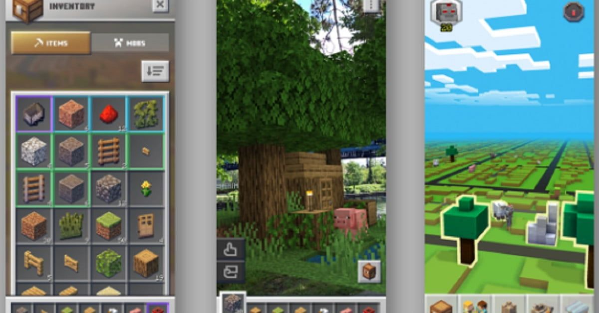 Minecraft Earth Closed Beta Rolls Out This Month For Ios Digital Trends The Minecraft Earth Closed Beta Will Launch Minecraft Earth Minecraft Microsoft