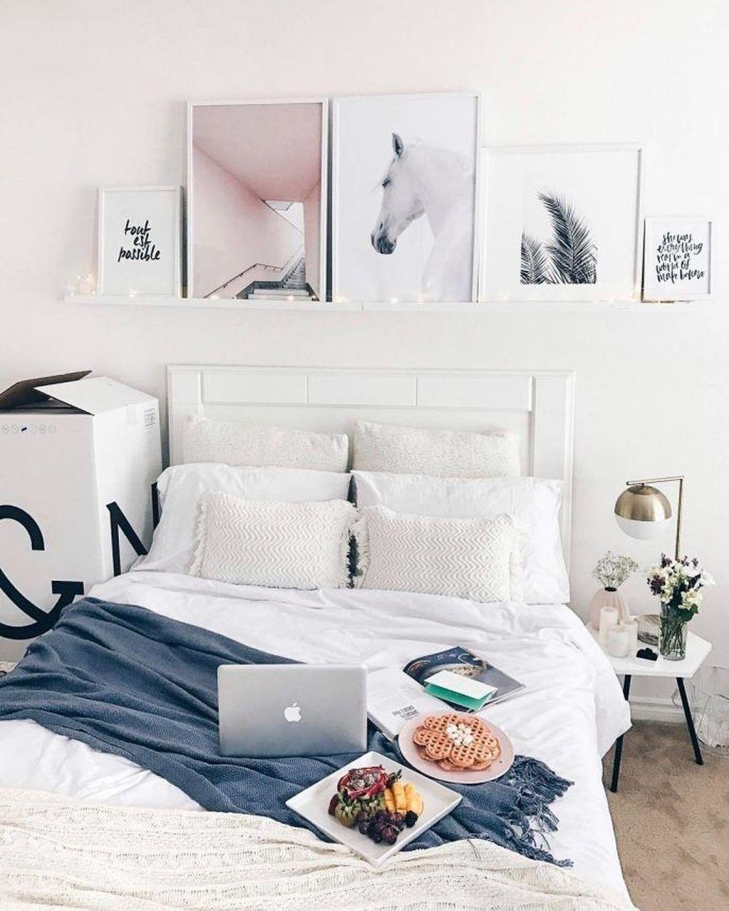 30 Elegant Decorating Ideas For Small Girl Bedrooms Trendhmdcr Bedroom Ideas For Small Rooms Diy Small Room Bedroom Bedroom Diy