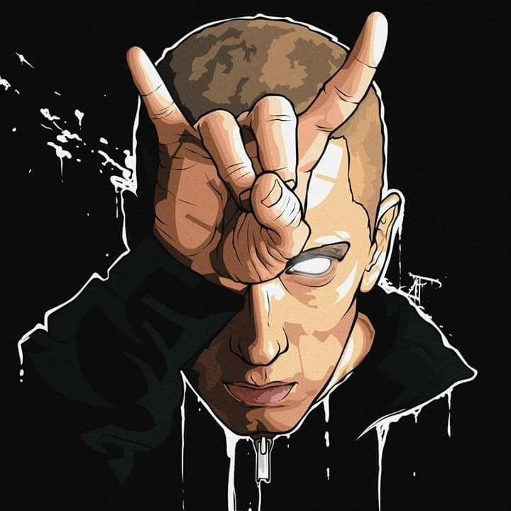 Pin By Jackie Trujillo On Eminem Eminem Wallpapers Eminem Drawing Hip Hop Artwork