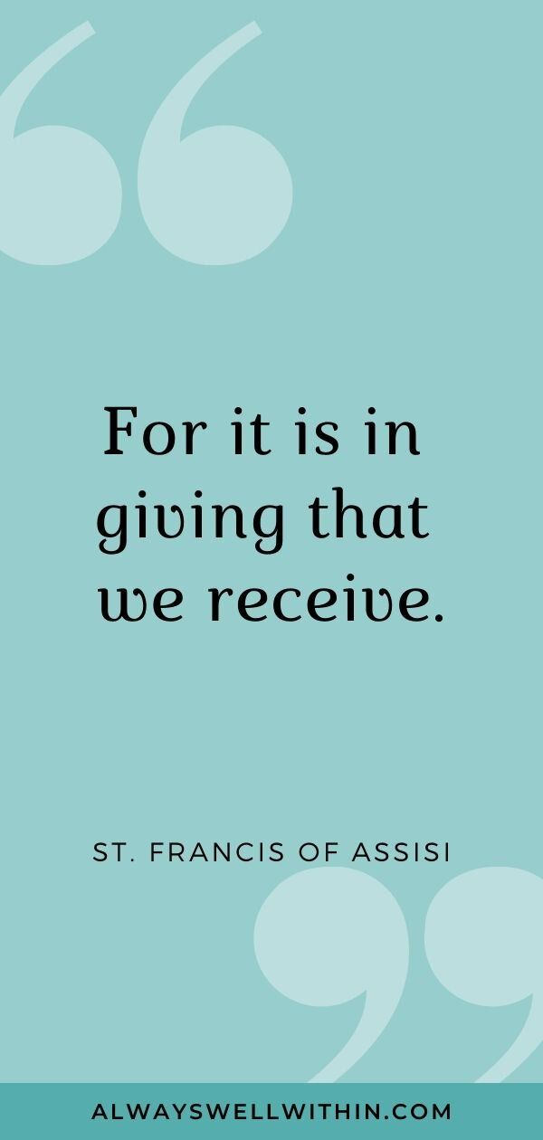 How to Be More Generous
