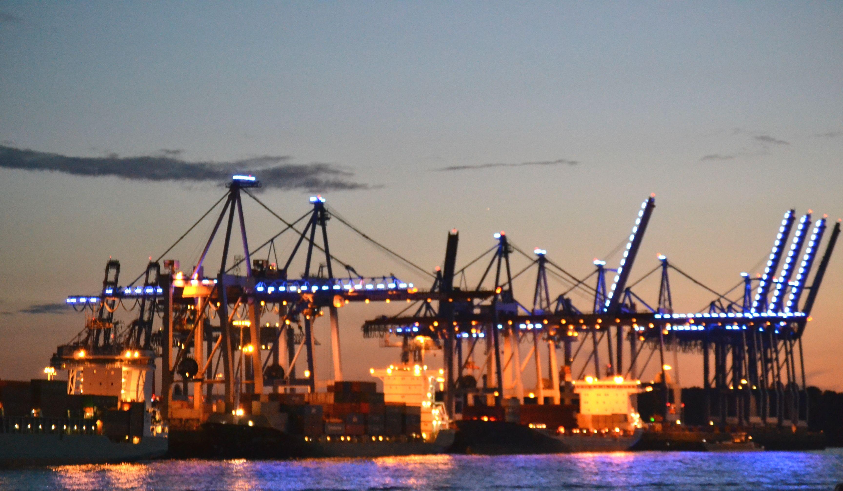 Hafenrundfahrt Hamburger Hafen Hafenrundfahrt Hamburg