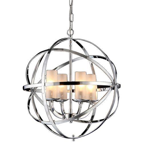 Foyer Globe Chandelier : Light globe pendant foyers pendants and stairs