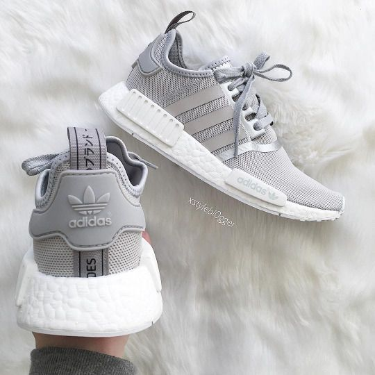 buy online e7a54 4365c shoes, adidas, grey, amazing, fifty shades, luxury, cloth, styles, trends,  2017, fashion, girly, princess. teen, cool