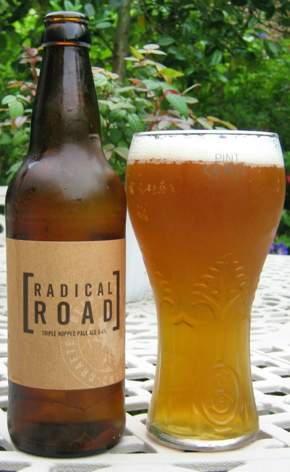 Image result for radical road pale ale