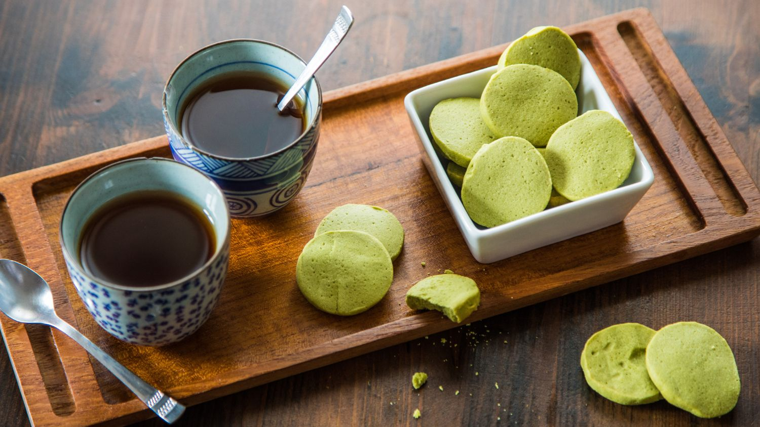 Photo of Matcha made in heaven: Cookie format a possible alternative to green tea for red…