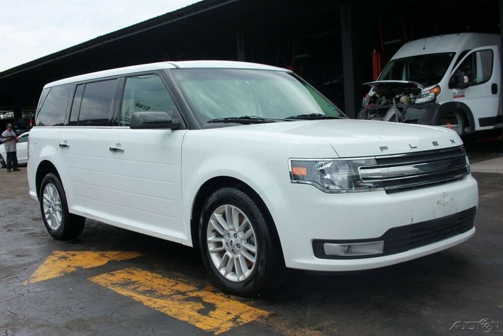 Ebay Advertisement 2018 Ford Flex Sel 4dr Crossover 2018 Sel 4dr