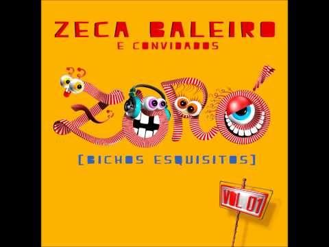 Girafa Rastafári - Zeca Baleiro (CD Zoró [bichos esquisitos] Vol. 1) - YouTube