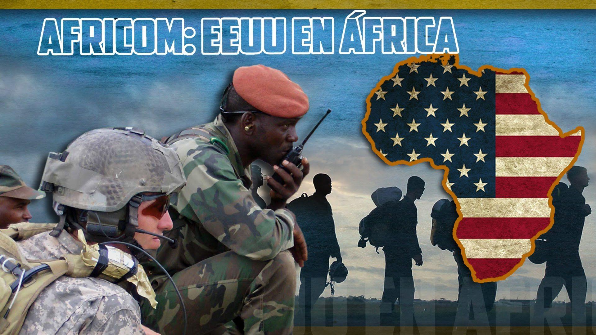 Detrás de la Razón - AFRICOM: EEUU en África