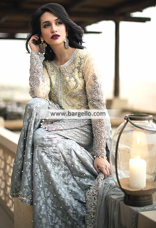 0f90af670f Latest Wedding Gharara Dresses Wedding Outfit Pakistani Tyne and Wear UK