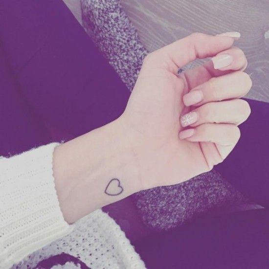 90 Tattoo Handgelenk Ideen Nach Den Neusten Trends Nachzeichnen