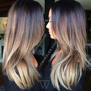 Long Hairstyles And Color Inspiration PinנЄииιfєя Нσωαя∂ ♥ On ♛ ✂ Нαιя Ѕтуℓєѕ Ι ℓσσνє