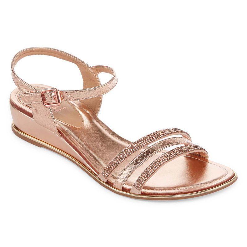 847f0d958ad GC Shoes Elina Womens Flat Sandals