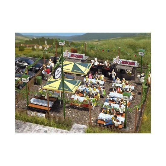 Black Forest Picnic Area Busch Gardens