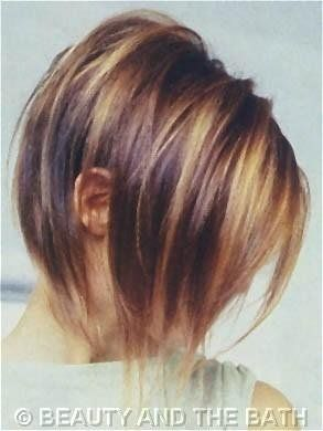 Inverted Bob Hairstyle Back View   tania1980 » Photos » photos de coupes » back-view-bob-hairstyle-013