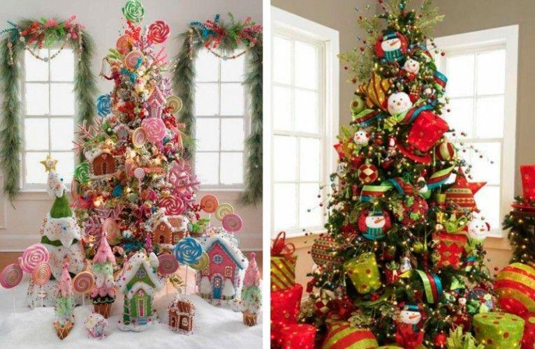 Nota 6037 arboles de navidad 766 500 for Decoracion del hogar en navidad