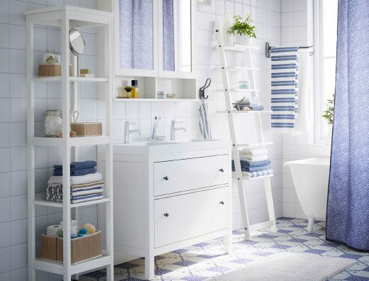 Banos Cuartos De Bano Waschbeckenschrank Weisse Badezimmer Badezimmer Inspiration