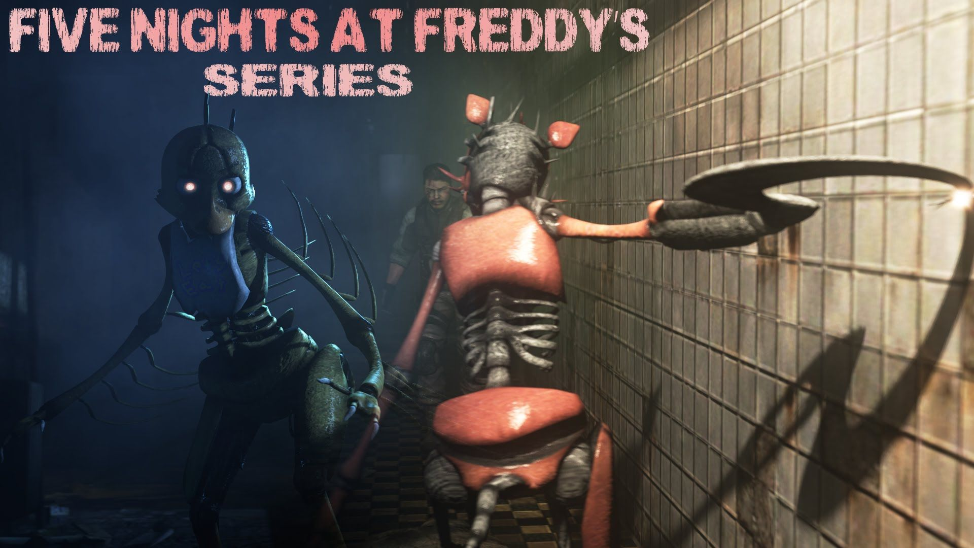 [Sfm] Five Nights At Freddys Series (Trailer)