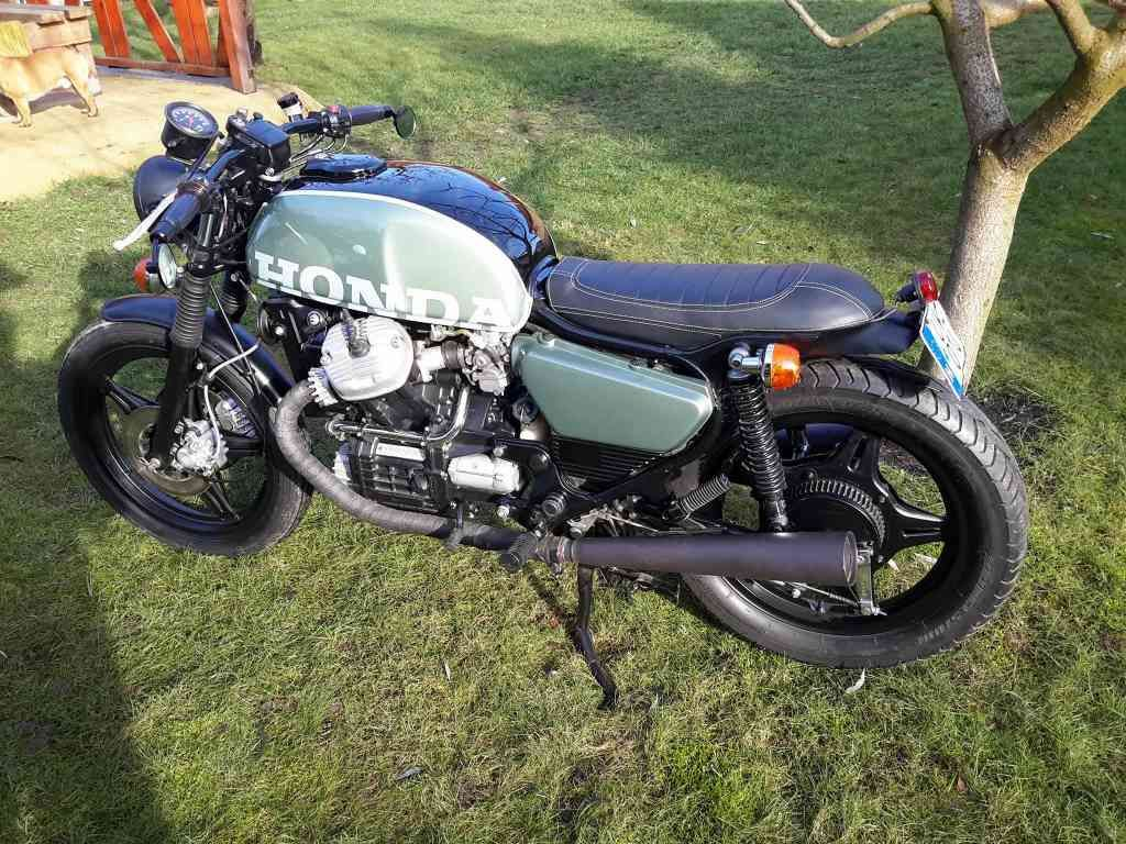Moto Pgh Honda Cx500 Brat Style Cafe Racer Cb 350 360 450 500 550 Custom Cafe Racer Motorcycles For Sale Cafe Racer Brat Style Custom Cafe Racer