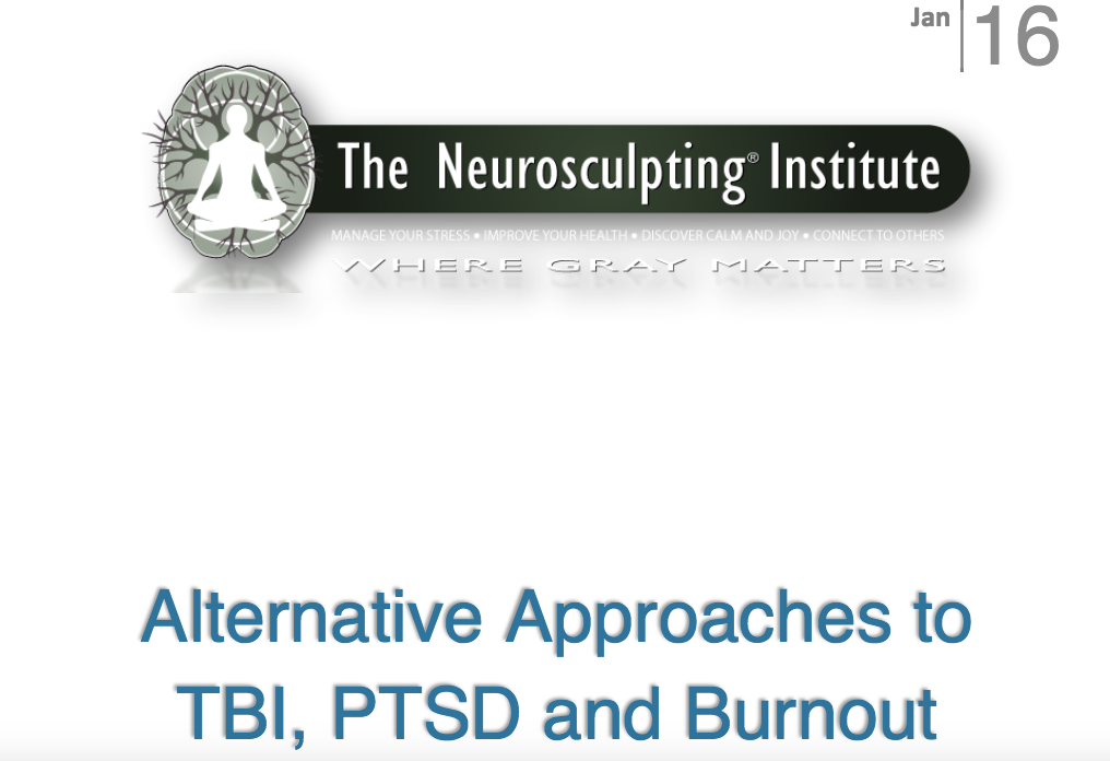 Sign up for our newsletter and get our first Evidence Based Annual Journal for free. Enjoy this 26-page collection of white papers on the power of #meditation to help with  #TBI, #PTSD and athletic  burnout. Click here https://my.sendinblue.com/users/subscribe/js_id/1v649/id/5