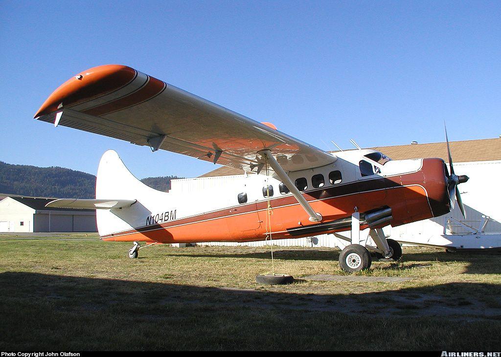 De Havilland Canada Dhc-3 Otter