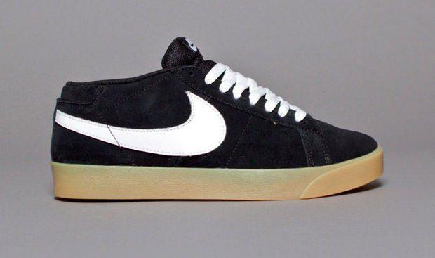 Nike SB Blazer CS Black/White | Nice Kicks