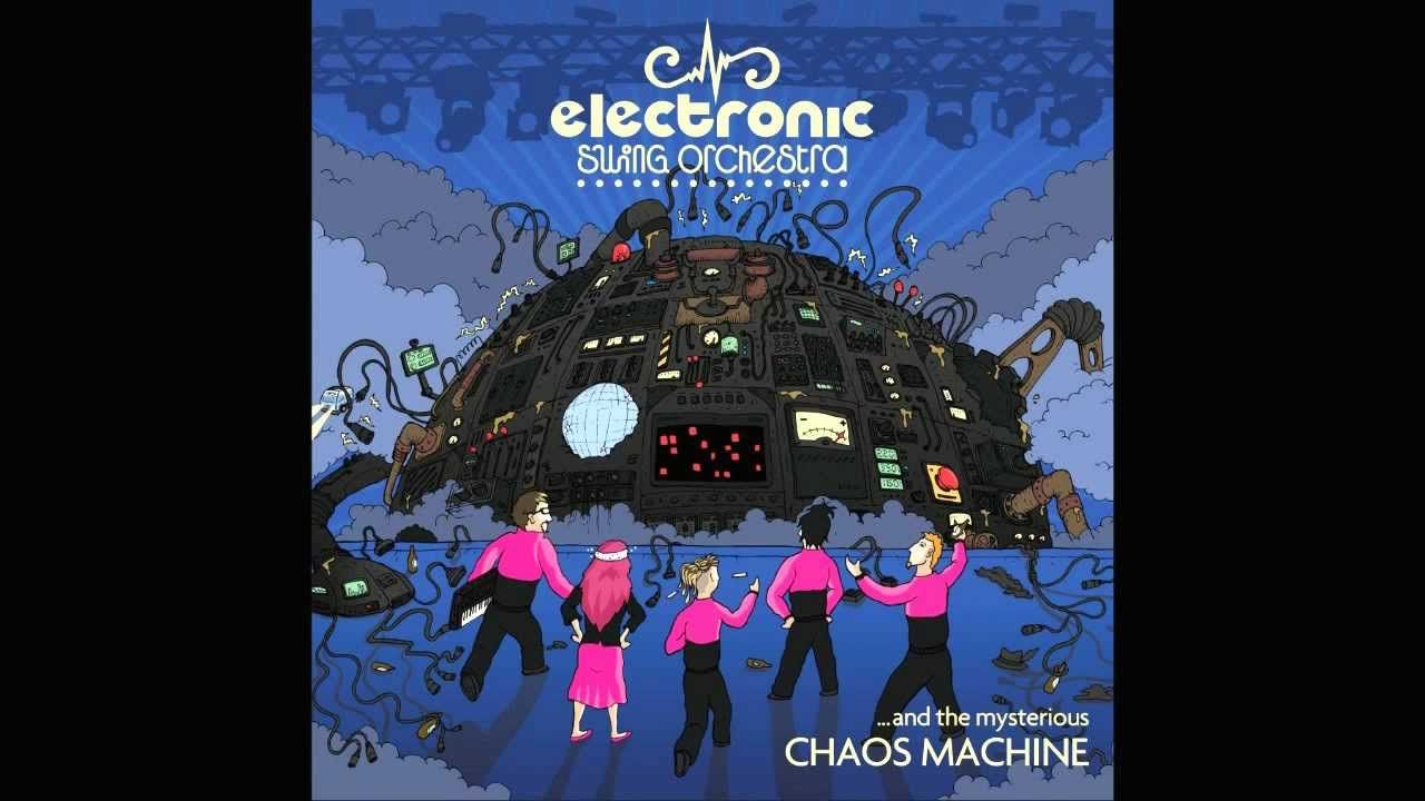 Electronic Swing Orchestra - Clint Eastwood