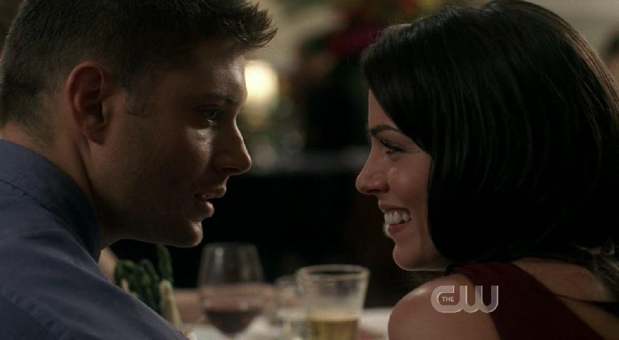 Dean and Carmen #WhatIsAndWhatShouldNeverBe, 2.20 | Supernatural ...