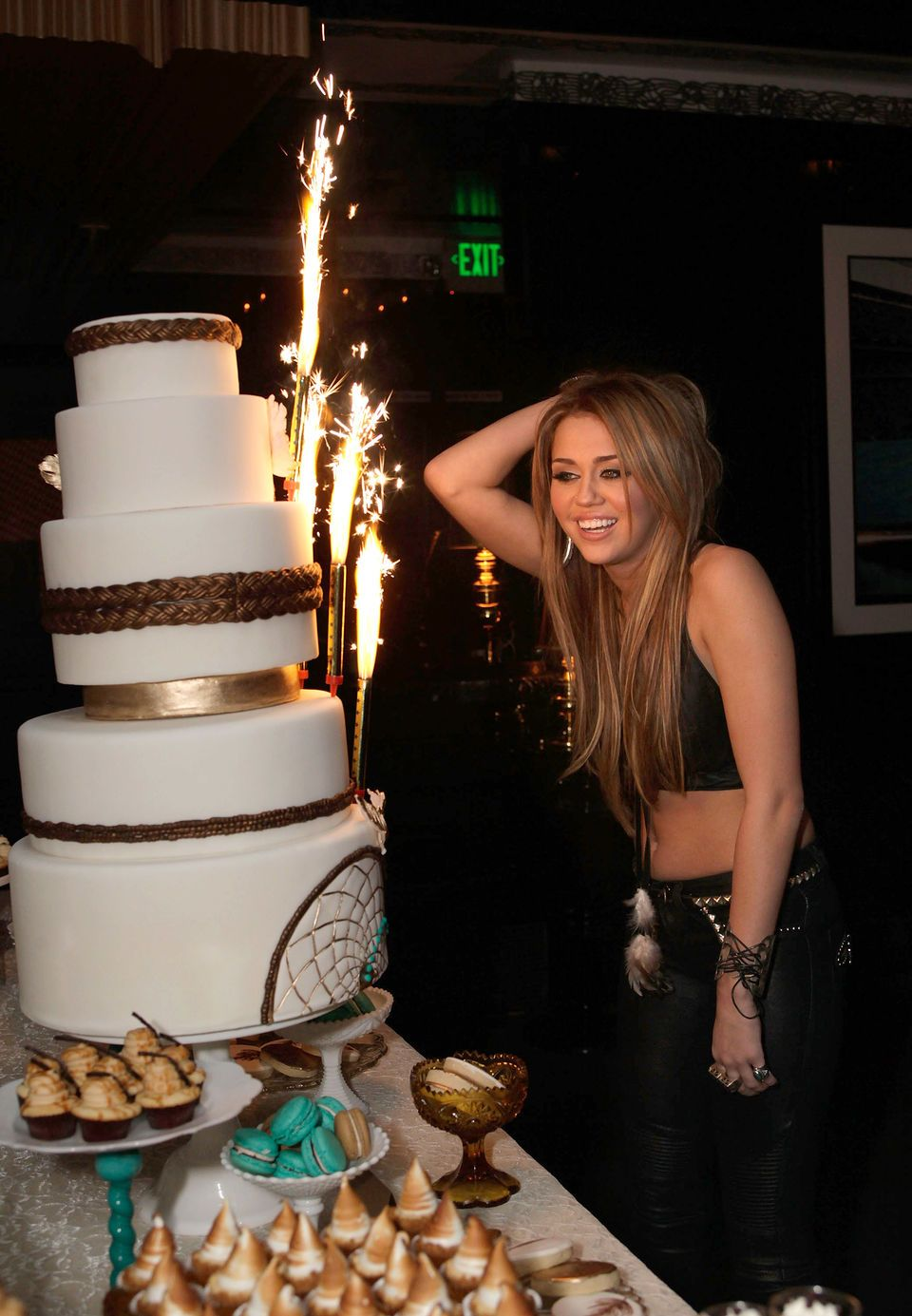 Lets Celebrate Mileys Belated Birthday With A Recap Of Her Awesome