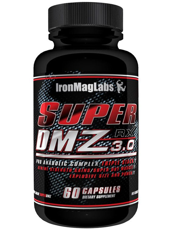 Replace Mutant Plexx with Super DMZ Rx 3 0 IronMagLabs