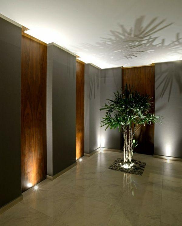 flur einrichten flur gestalten Wandgestaltung im Flur   modern ...
