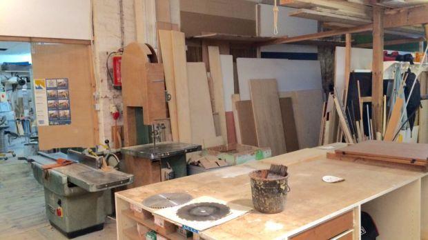 mit craftspace die perfekte werkstatt f r dein projekt in hamburg finden gro e auswahl an. Black Bedroom Furniture Sets. Home Design Ideas