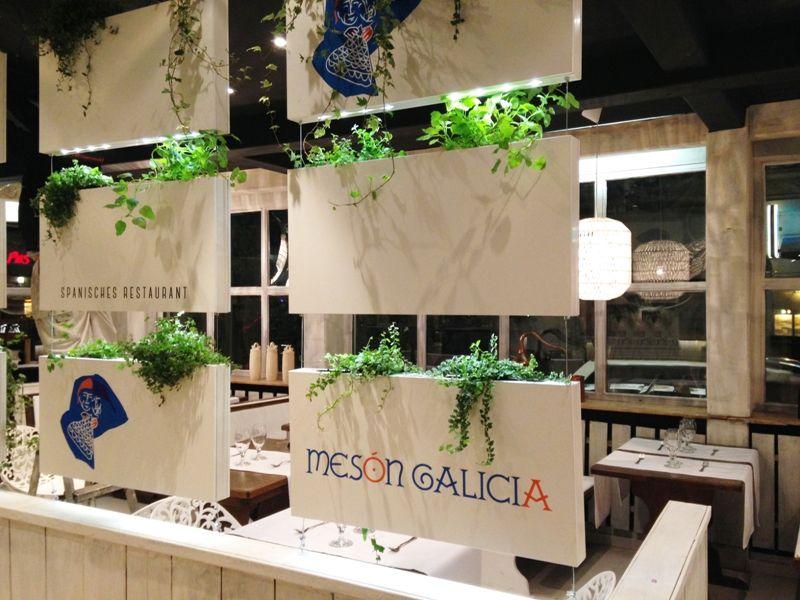 La cortina vegetal, el separador de ambientes que triunfó en