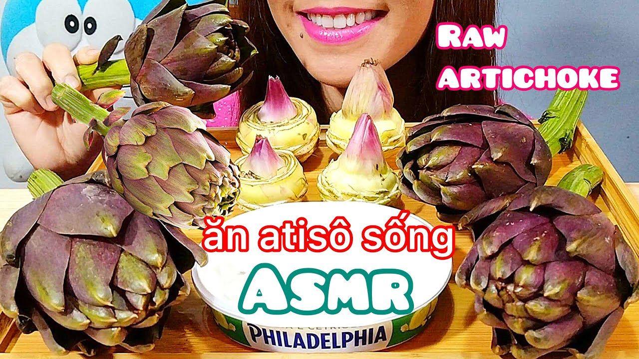 Veggie ASMR