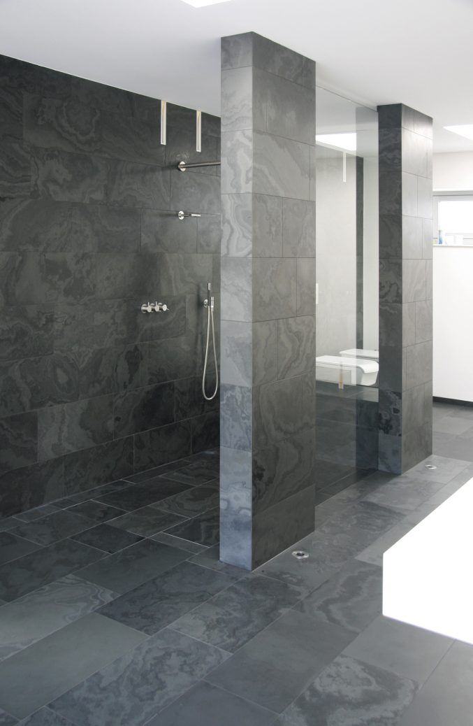Bildergebnis Fur Walk In Dusche Gemauert Bathroom Bathroom